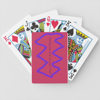 French-Fool Bicycle Playing Cards