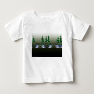 French-Forest Baby T-Shirt