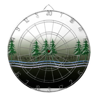 French-Forest Dartboard