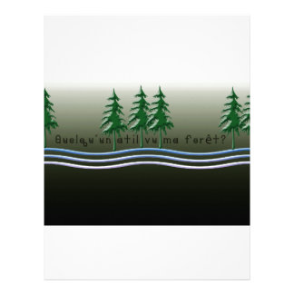 French-Forest Letterhead