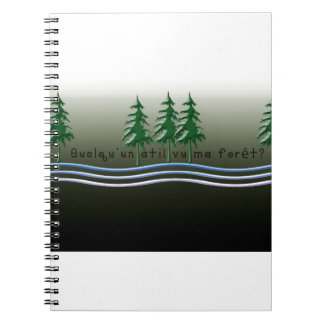 French-Forest Notebook