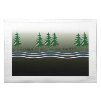 French-Forest Placemat