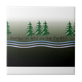 French-Forest Tile