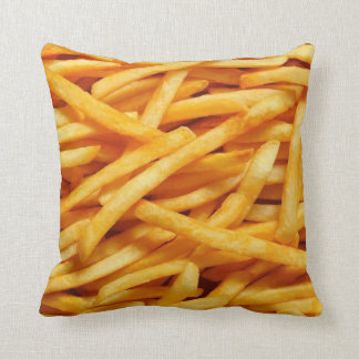 French Fried Throw Pillow
