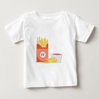 French Fries Baby T-Shirt