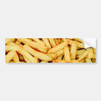 French Fries Bumper Sticker