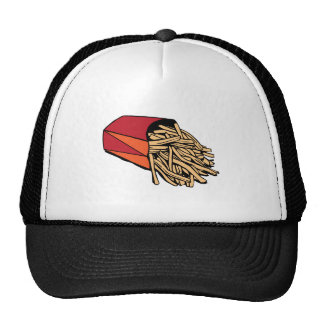 French Fries Mesh Hat