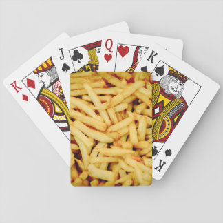 French Fries Playing Cards