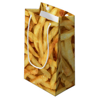 French Fries Small Gift Bag