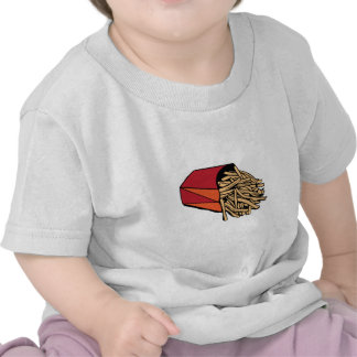 French Fries T-shirts