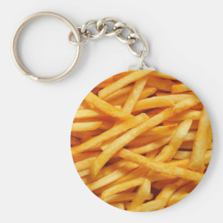 French Fry Keychain