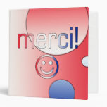 French Gifts : Thank You / Merci + Smiley Face Binders
