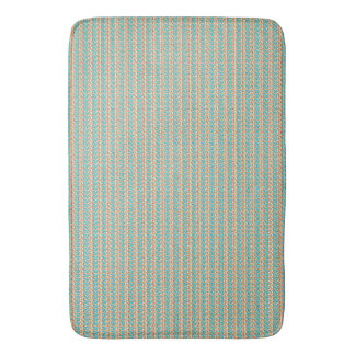 French-Golden-Weave-Bath-Bed-RUGS-S-M-L Bath Mat