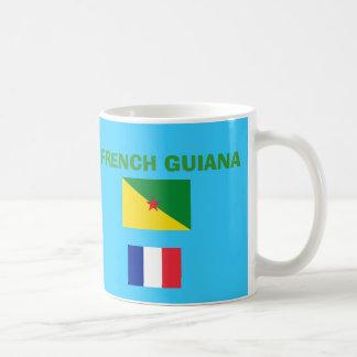 French Guiana GF Coffee Mug