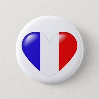 French heart button - Coeur françois