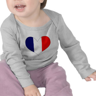 French Heart Tee Shirt