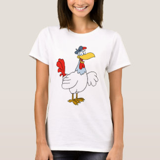French Hen Chicken T-Shirt