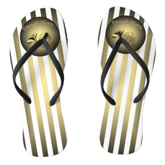 French Horn ~ Band ~ Football ~  Party Time ~Music Flip Flops