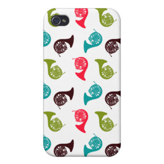 French Horn iPhone Case iPhone 4/4S Covers