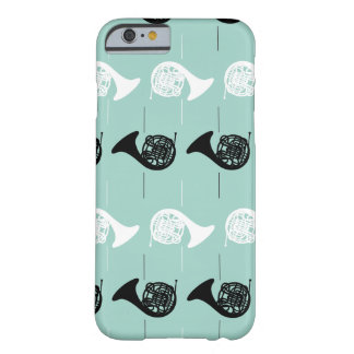 French Horn Pattern Barely There iPhone 6 Case