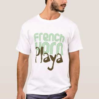 French Horn Playa T-Shirt