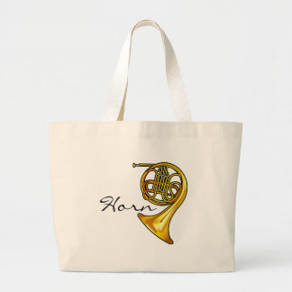 French Horn Tote Bag