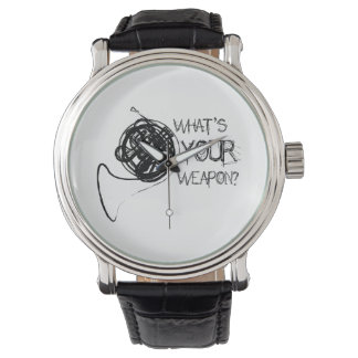 French Horn Weapon Watch