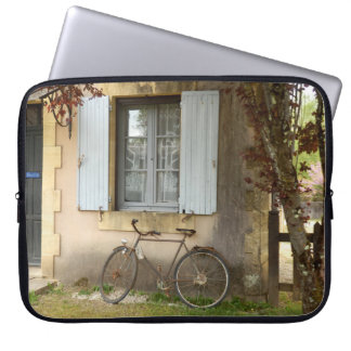 French House Laptop Sleeve