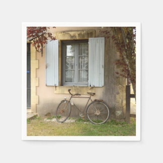 French House Paper Napkins