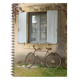 French House Photo Notebook