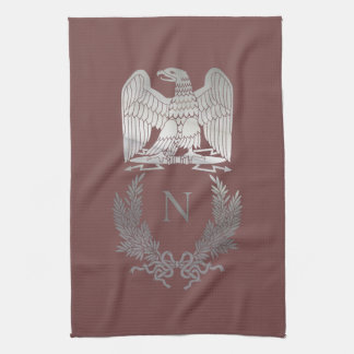 French Imperial Eagle Kitchen Towel