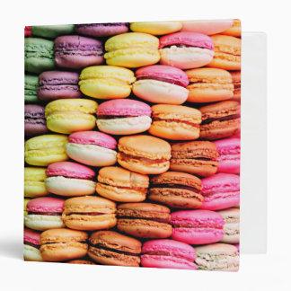 French macaron binder