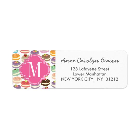 French Macarons Personalized