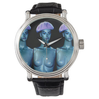 French Mannequin Factory Watch