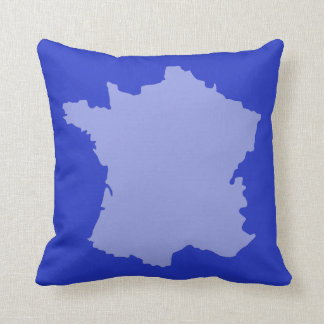 French Map design Cushion
