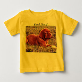 French Mastiff Baby T-Shirt