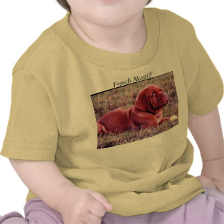 French Mastiff T Shirt