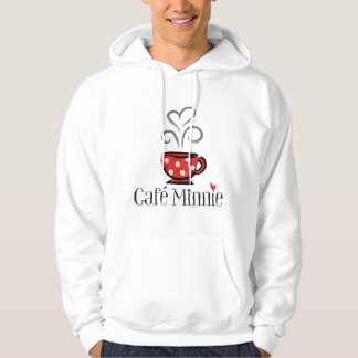 French Mickey | Café Minnie Hoodie