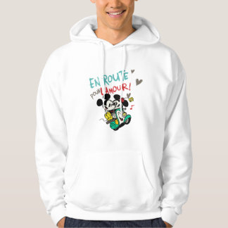 French Mickey | En Route pour L'Amour Hoodie
