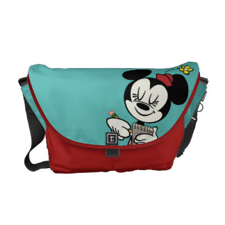 French Minnie | Waitress Messenger Bags