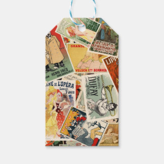 french montage 2 gift tags