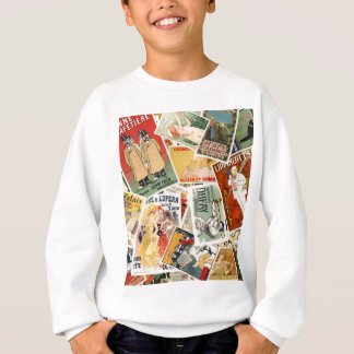 french montage 2 sweatshirt