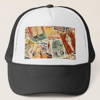 french montage 2 trucker hat