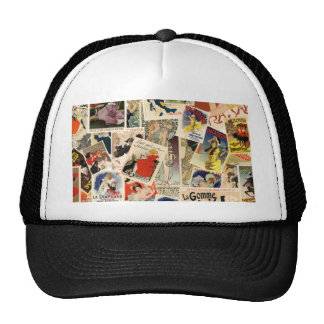 French Montage Trucker Hat