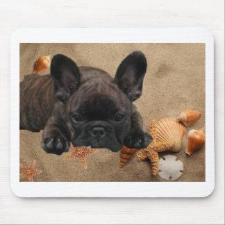 French one. Bulldogge Mousepad