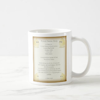 French Onion Soup Recipe Mug
