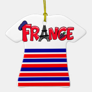 French ornament, says France