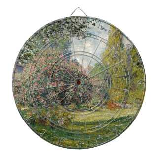 French park during the day dartboard