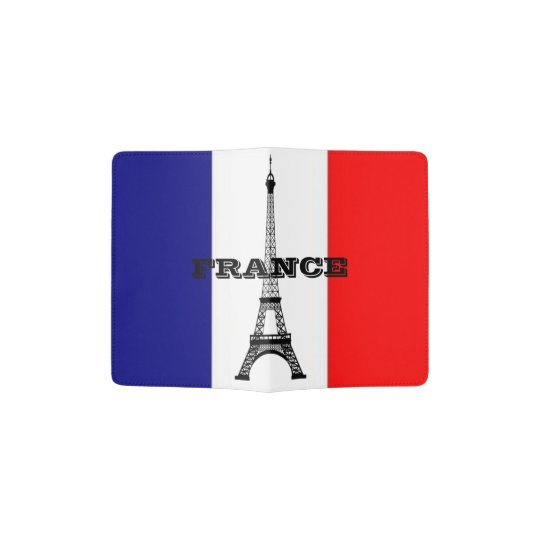 French Passport Holder