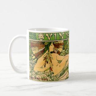 French Patent Medicine Ad 1897 Coffee Mug